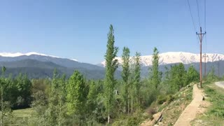 Trip to Gulmarg  Kashmir  - Video