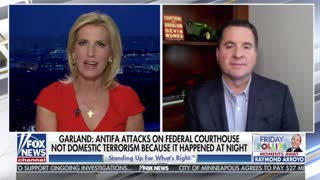 Nunes: Biden DOJ and FBI refuse to condemn Antifa attack on federal courthouse in Portland