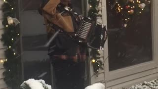 Accordion Christmas Cheer - Video