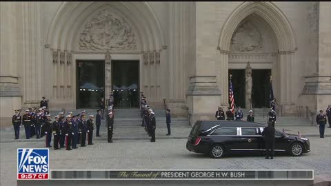 Wallace Turns Bush Funeral Into Negative Play By Play