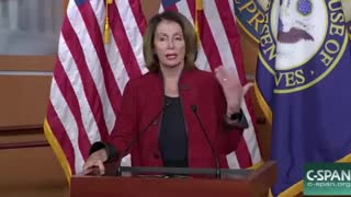 Pelosi Continues to Rip Tax Reform: Wage Increases and Bonuses Are 'Crumbs,' 'So Pathetic' - Video