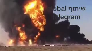 Iranian media report: A gas tanker exploded on the border with Afghanistan