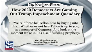 Chris Stirewalt talks about Democrat Party divide over impeachment