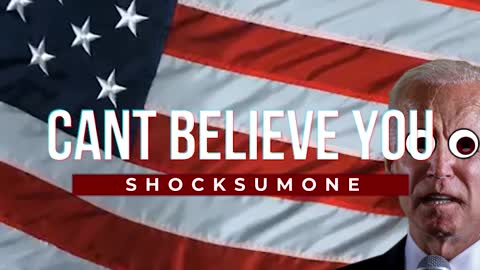 "ShockSumOne ""Can't Believe You"" Official Lyric Video"