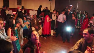 Marriage Dance of My Younger Brother at Sialkot Pakistan  - Video