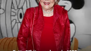 Did You Know That Betty White Is Literally Older Than Sliced Bread?