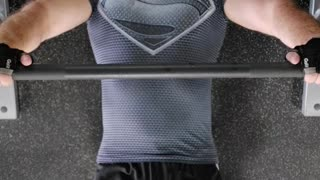 Chest: Decline Bench Press
