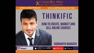Siddharth Bharat Shares How To Create, Market and Sell Online Courses