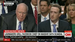 Zuckerberg Says Special Counsel Has Interviewed Facebook Staff