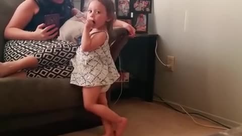 This Sassy Toddler Tells Her Dad She Wants A Boyfriend