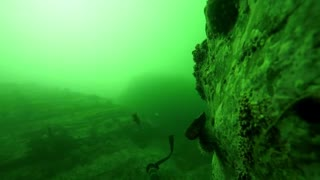 GoPro Capturing Passionate Kiss was Lost at Sea and Found a Year Later - Video