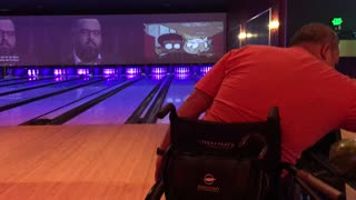 STRIKE from the wheelchair!!!