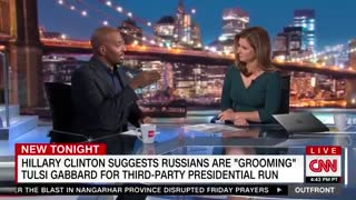 "Van Jones: Hillary Clinton smeared Tulsi Gabbard ""with no facts"" for backing Bernie in 2016"