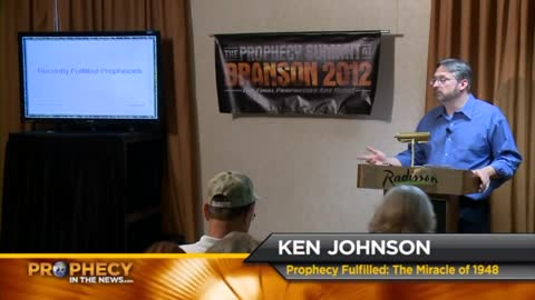 Recently Fulfilled Prophecies (1948 to 2006)