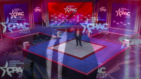 CPAC 2021- The Real Cost of Tuition, Emcee