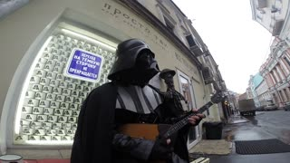 "Darth Vader Plays ""The Imperial March"""