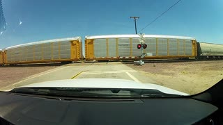 The World's LONGEST train - NOBODY can watch this until it is over - Video