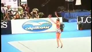 Junior gymnastics champion. - Video