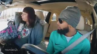 Odell Beckham Jr Goes Undercover as Lyft Driver, Fans FREAK the F*** Out - Video