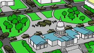 Joe Biden's Inauguration - Cartoon version