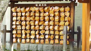 Shrine in Kobe, Japan - Video