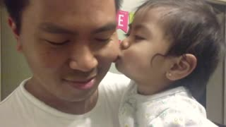 Baby Gives Good Night Kisses  - Video