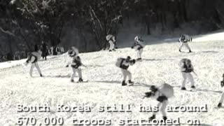 Extreme Cold Army Training - Video