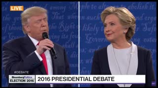 Throwback to When Trump Roasted Hillary Clinton