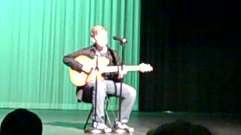 China Spring Talent Show Johnny Cash Hurt