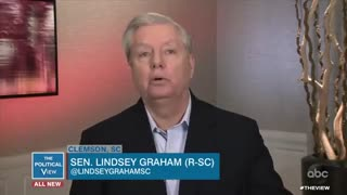 Lindsey Graham on new leader for WHO