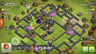Coc attack 2: lava loon strategy: 3 star attack - Video