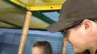 Playground Slide Doesn't Go Quite as Planned