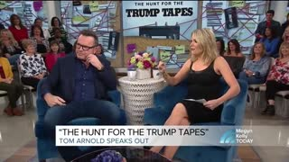 Megyn Kelly Confronts Tom Arnold Over Claim He Assaulted Actress Roma Downey