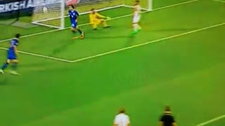 GOAL!! Croatia equalise, wonderfully cute finish by Kalinic!! - Video