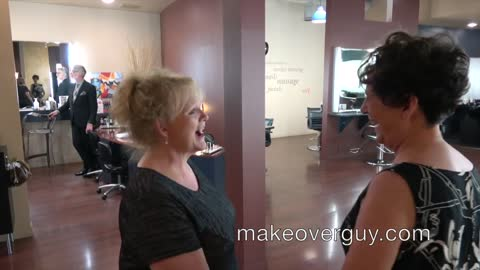MAKEOVER: Just Do it! by Christopher Hopkins, The Makeover Guy®