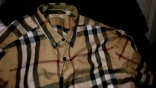 Blvck's Unboxings | Burberry Shirt - Video