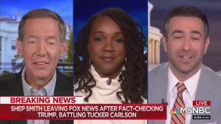MSNBC guest touts Shepard Smith conspiracy theory