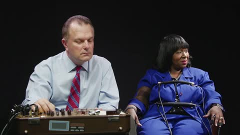 What happens when kids hook their moms up to lie detectors