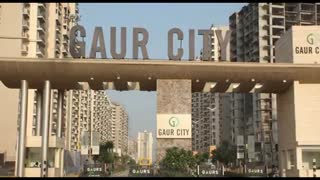 Gaur City-2 Luxury Township - Video