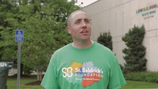 Bald & Beautiful: Students Support Coach & Pediatric Cancer - Video