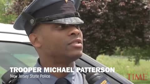 NJ State Trooper Pulls Over Police Officer Who Delivered Him as a Baby