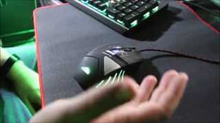 Rottay Gaming Mouse Pad Review  - Video
