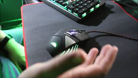 Rottay Gaming Mouse Pad Review