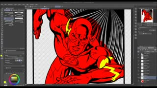 Crayola Art with Edge : Digital Coloring : The Flash
