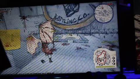 Drawn To Death Demo Gameplay Off-Screen E3 2015