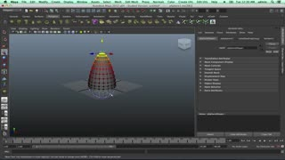 Soft Selection Tool Maya Tutorial - Video