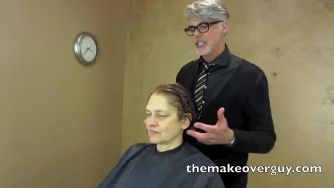 MAKEOVER! Maybe Now He'll Ask Me To Marry Him! by Christopher Hopkins, The Makeover Guy