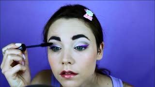 Beautiful Spring Season Makeup Tutorial - Video