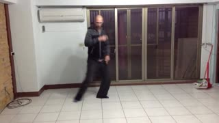 Silat Footwork - Video