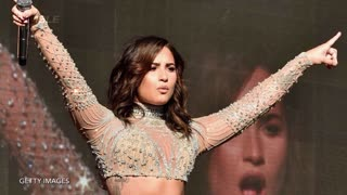 Demi Lovato Serious About MMA Fight - Video